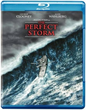The Perfect Storm - Blu-ray cover