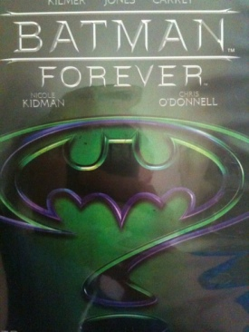 Batman Forever - DVD cover