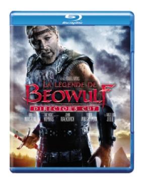 Beowulf - Blu-ray cover