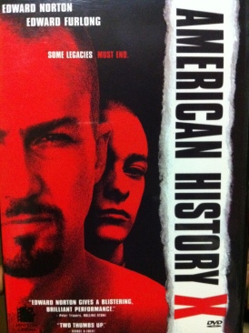 American History X * - DVD cover