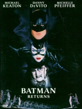 Batman Returns - VHS cover
