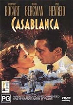 Casablanca  Internet Movie Firearms Database  Guns in