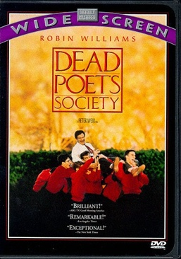 Dead Poets Society - DVD cover