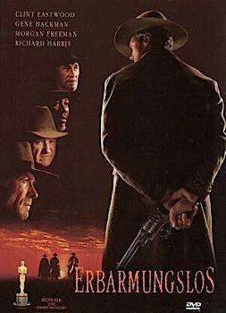 Unforgiven - HD DVD cover