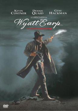 Wyatt Earp - DVD cover