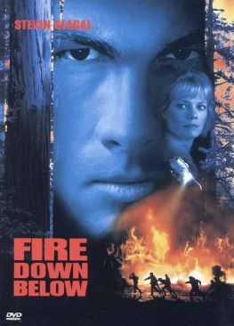 Fire Down Below - DVD cover