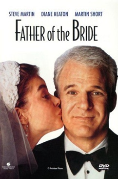 Father of the Bride - DVD cover