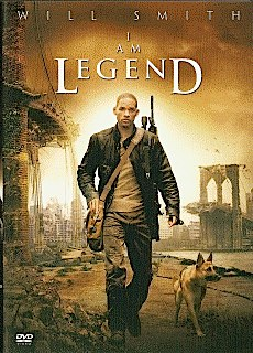 I Am Legend - CED cover