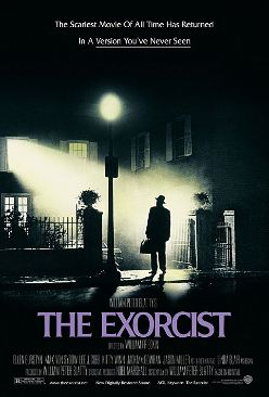 The Exorcist - DVD cover