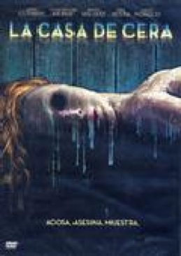 House of Wax - DVD-R cover