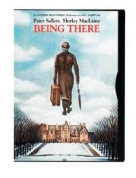 Being There - DVD cover