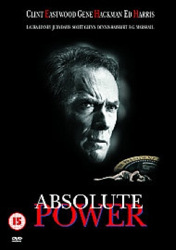 Absolute Power - VHS cover