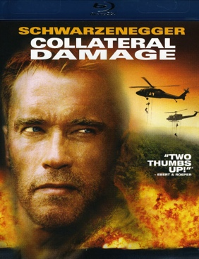 Collateral Damage - DVD cover