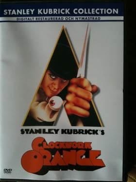 A Clockwork Orange - DVD cover