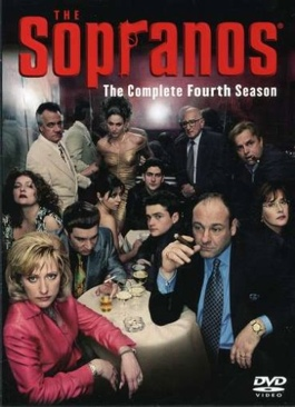Sopranos - DVD cover