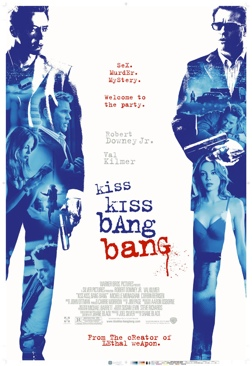 Kiss Kiss Bang Bang - DVD cover
