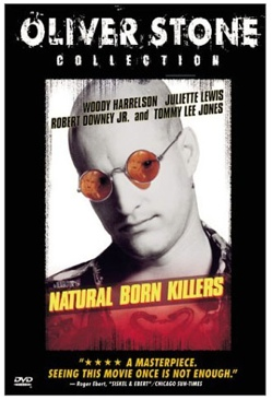 Natural Born Killers - DVD cover