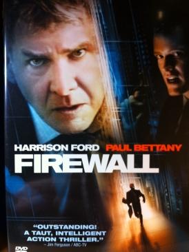 Firewall - DVD cover