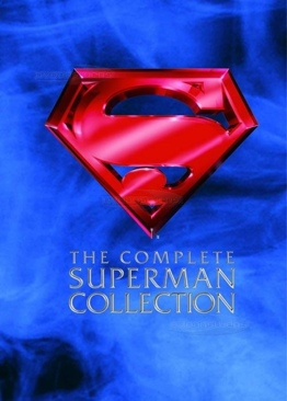 Superman Collection - Blu-ray cover