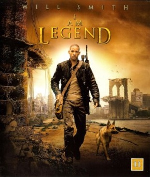 I Am Legend - Laser Disc cover