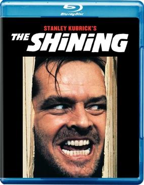 The Shining - Blu-ray cover