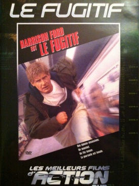 The Fugitive - Video CD cover