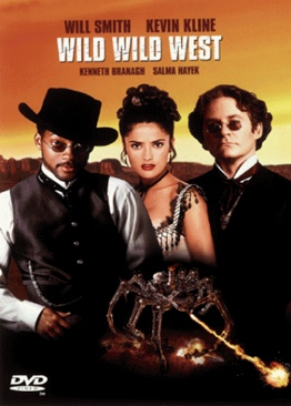 Wild Wild West - DVD cover