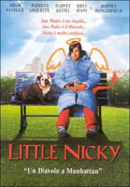 Little Nicky - Laser Disc cover