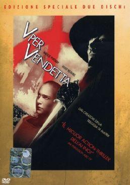 V Per Vendetta - CED cover