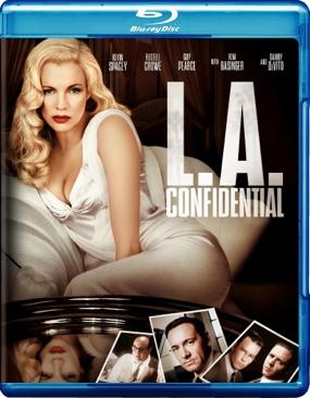 L.A. Confidential - Blu-ray cover
