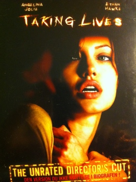 Taking Lives - DVD cover