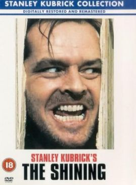 The Shining - DVD cover