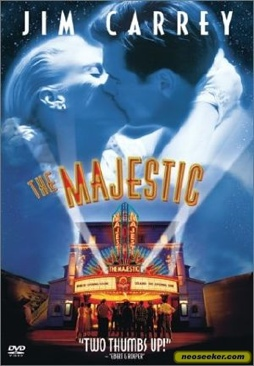 The Majestic - DVD cover
