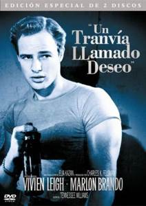 A Streetcar Named Desire - VHS cover