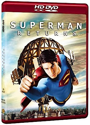 Superman Returns - HD DVD cover