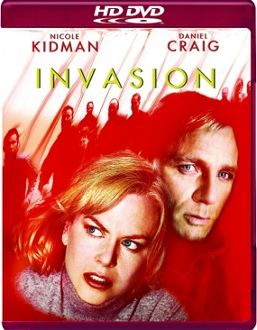 Invasion - HD DVD cover