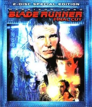 Blade Runner - Blu-ray cover