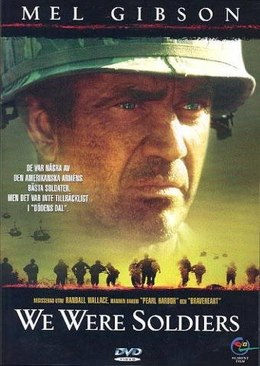 We Were Soldiers - DVD cover