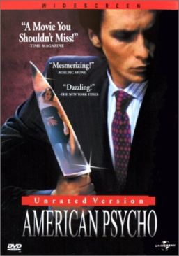 American Psycho - DVD cover