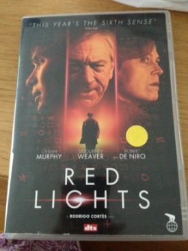 Red Lights - DVD cover