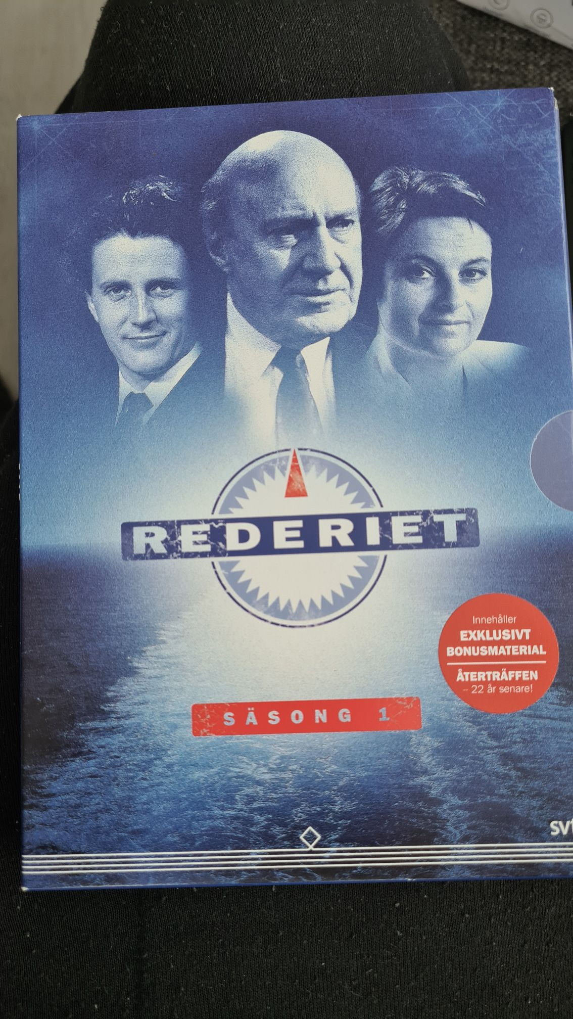 Rederiet. säsong 1 -  cover