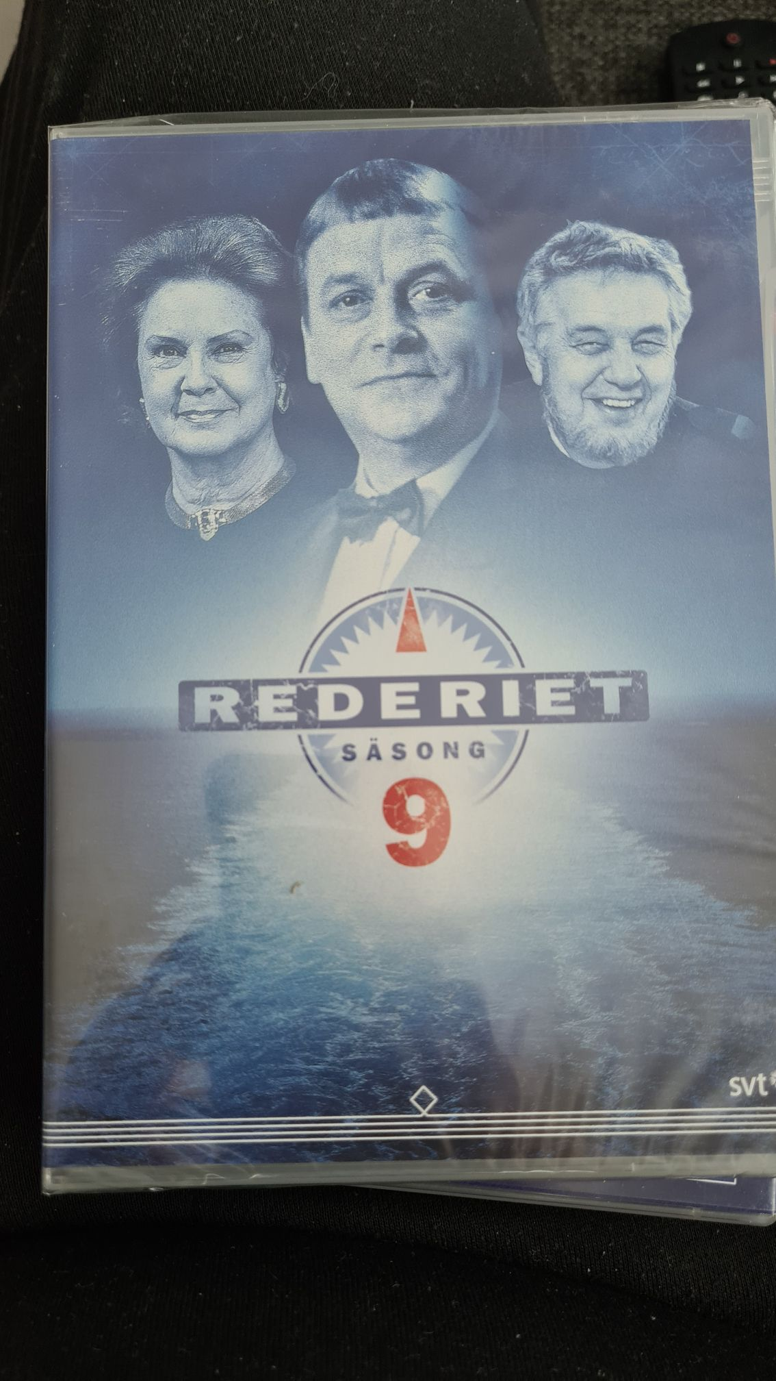 Rederiet. säsong 9 -  cover