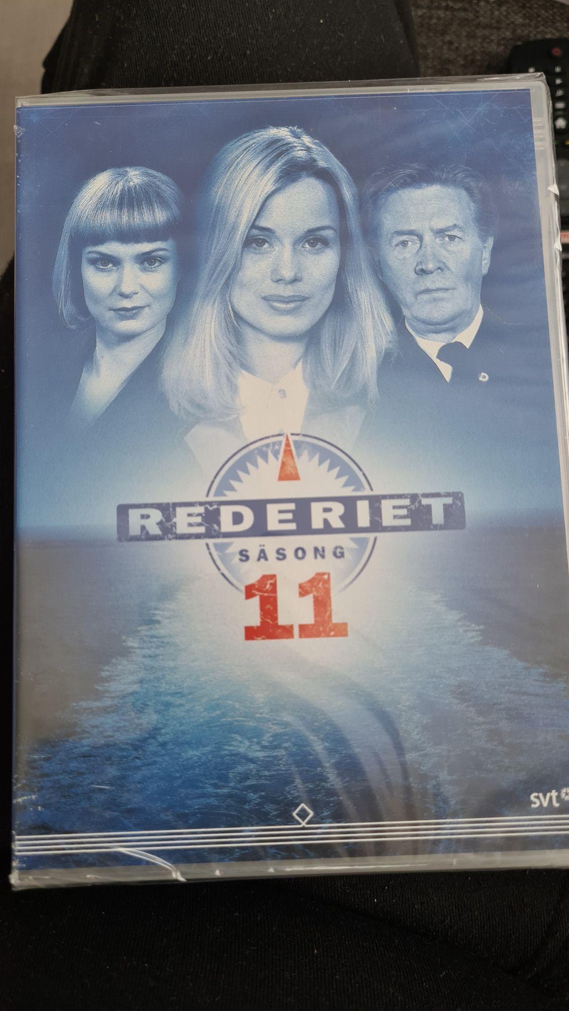 Rederiet. säsong 11 -  cover