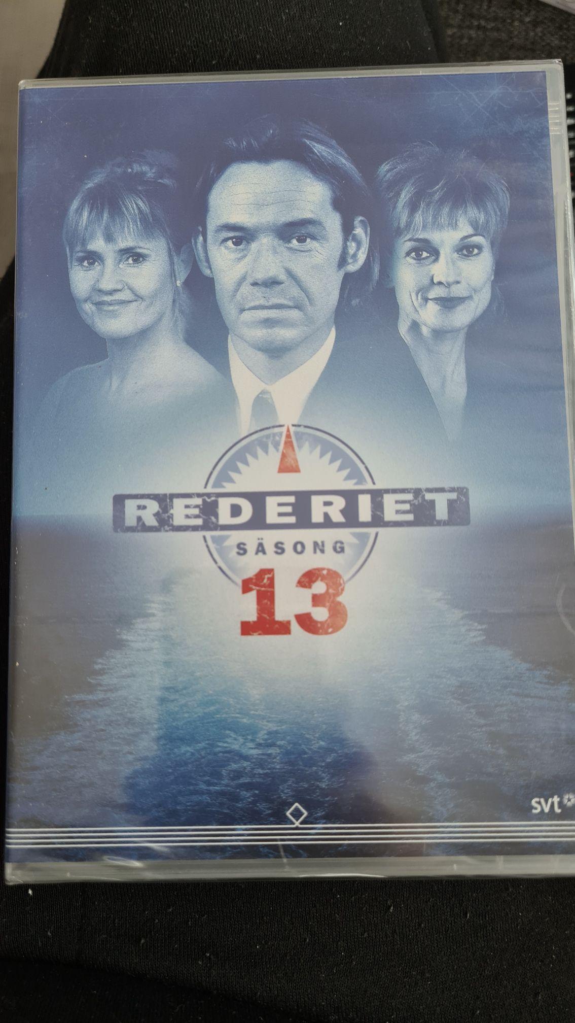 Rederiet. säsong 13 -  cover