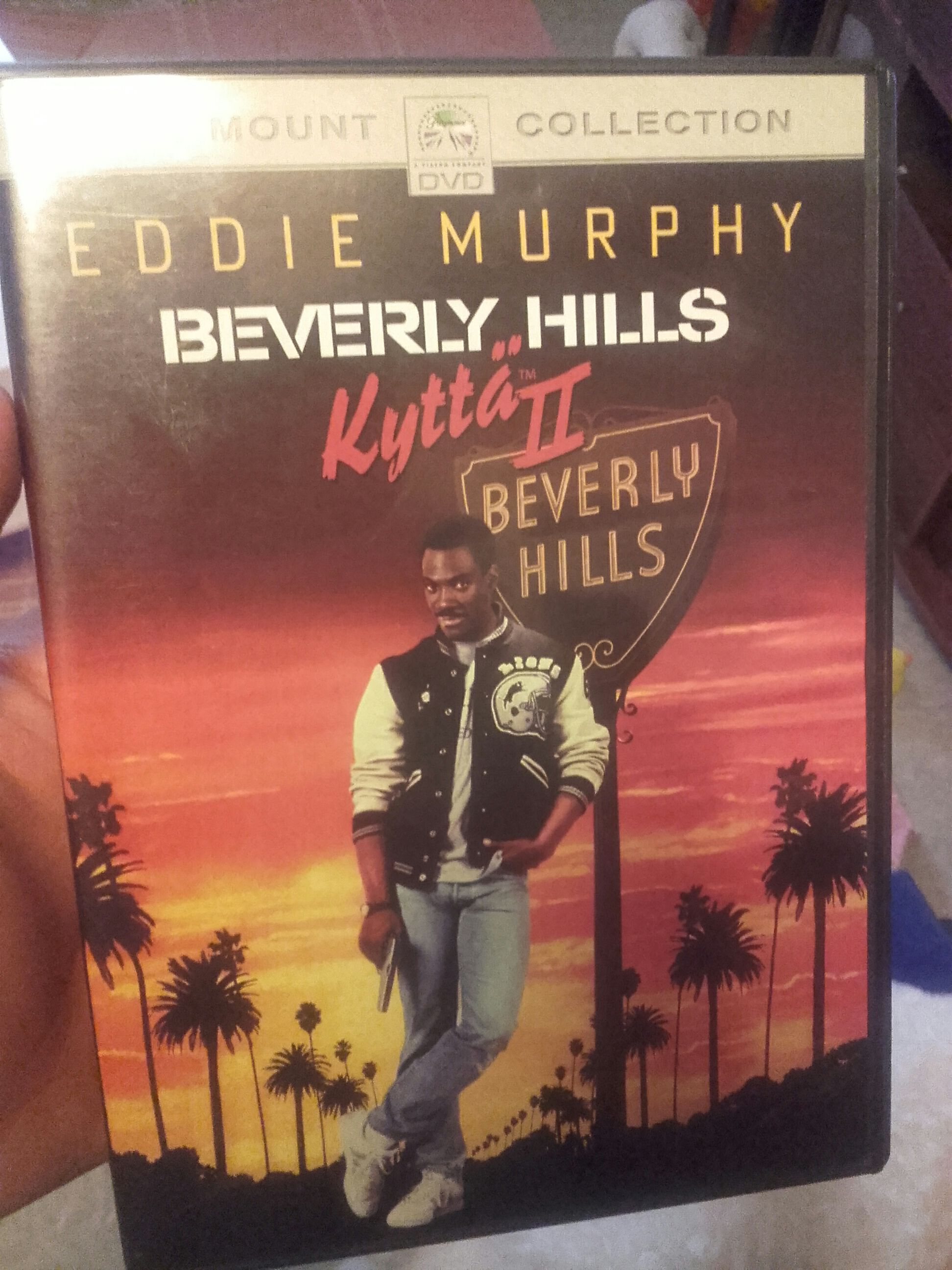 Beverly Hills Cop 2 -  cover