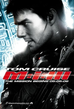 Mission: Impossible III - DVD cover