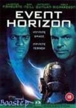 Event Horizon - Video CD cover