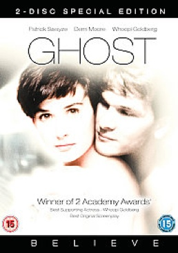 Ghost - DVD cover