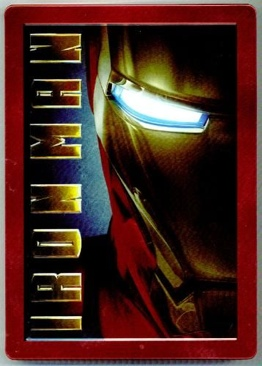 Iron Man - Video CD cover