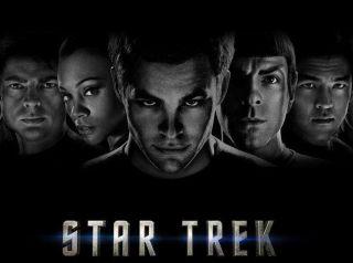 Star Trek 11 - DVD cover